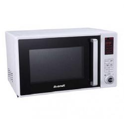 Brandt micro-ondes 23L 800W Blanc