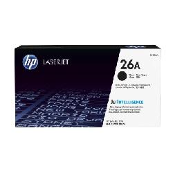 HP 26A Cartouche de toner 1 pièce(s) Original Noir