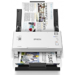 Scanner Epson Workforce DS-410 couleur haute vitesse compact A4 (USB)