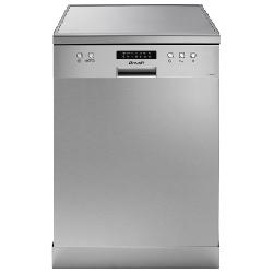 Brandt DFH13217X lave-vaisselle Autoportante 13 couverts