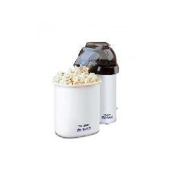 Palson 30806 machine à popcorn Noir, Blanc