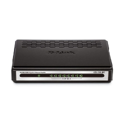 Switch D-Link DES-1008AE Gigabit 8 ports 10/100 Mbps