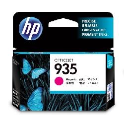 HP 935 cartouche d'encre 1 pièce(s) Original Rendement standard Magenta