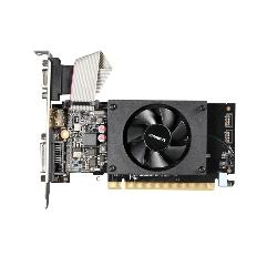 Gigabyte GV-N710D3-2GL carte graphique NVIDIA GeForce GT 710 2 Go GDDR3
