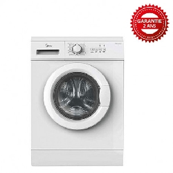 Machine à laver Midea frontale 5Kg  (MFE50-S802)