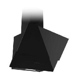 Hotte Design Focus Galaxy 60 - Noir