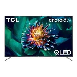 """Téléviseur TCL C715 55"""" QLED UHD 4K - Smart TV - Noir (55C715)"""
