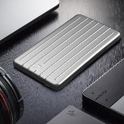 Silicon Power Armor A75 disque dur externe 1000 Go Argent