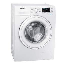 Machine à Laver Samsung 8kg (WW80J5555DW) - Blanc