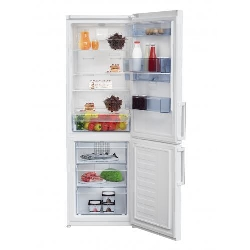 Beko RCNA365K21DW frigo combine Autoportante 318 L Blanc