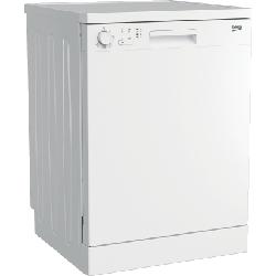Beko DFN05310W lave-vaisselle Autoportante 13 couverts