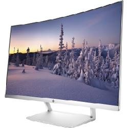 """HP 27 68,6 cm (27"""") 1920 x 1080 pixels Full HD LED Argent, Blanc"""