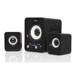 Haut parleur Advance soundphonic 2.1 usb 6w noir