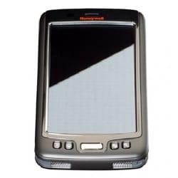 """Honeywell Dolphin 70e ordinateur portable de poche 10,9 cm (4.3"""") 480 x 800 pixels Écran tactile 244 g Noir, Rouge"""