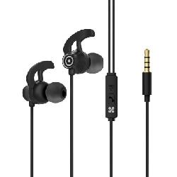 Écouteurs intra-auriculaires PROMATE Swift - Noir