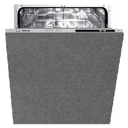 Lave-vaisselle Encastrable Focus 12 Couverts F.501X - Silver