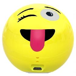 Mini Haut-parleur PROMATE Bluetooth Groovoji Emoji