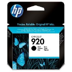 Cartouche d'encre Originale HP 920 - Noir
