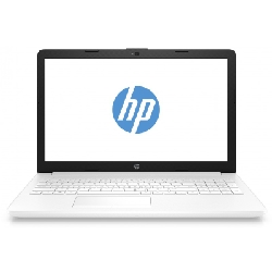 PC Portable HP 15-da0003nk - Dual Core - 4Go - 1To - Blanc (4BY91EA)