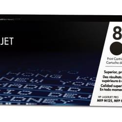 HP 83A Cartouche de toner 1 pièce(s) Original Noir