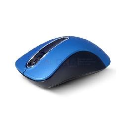 Souris Advance shape 3D sans fil bleu