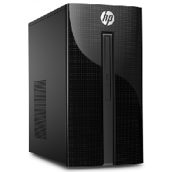 Pc De Bureau HP Desktop 460-p201nk i7 8Go 1To