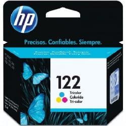Cartouche jet d'encre HP original CH562HE pour HP 122 - Couleur