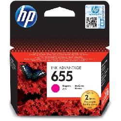 Cartouche d'encre Originale HP 655 / Magenta