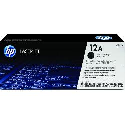 HP 12A Cartouche de toner 1 pièce(s) Original Noir