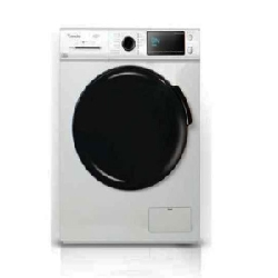 Machine à laver Frontale Condor NEO Inverter 10.5 Kg - Blanc