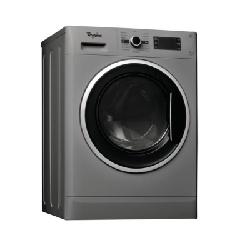 Machine à laver Whirlpool Fresh Care FWG 81284 W / 8 Kg - Silver