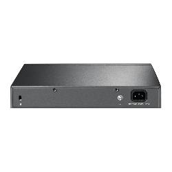 TP-LINK TL-SF1024D commutateur réseau Fast Ethernet (10/100) Noir