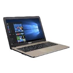 """ASUS VivoBook X540LA-XX972 notebook DDR3L-SDRAM Ordinateur portable 39,6 cm (15.6"""") 1366 x 768 pixels Intel® Core™ i3 de 5e génération 4 Go 500 Go Disque dur Noir, Chocolat"""