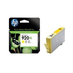 HP 920XL cartouche d'encre 1 pièce(s) Original Jaune