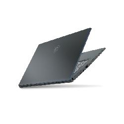 """MSI Prestige 15 A10SC-209FR DDR4-SDRAM Ordinateur portable 39,6 cm (15.6"""") 1920 x 1080 pixels 10e génération de processeurs Intel® Core™ i7 16 Go 512 Go SSD NVIDIA® GeForce® GTX 1650 Max-Q Wi-Fi 6 (802.11ax) Windows 10 Pro Gris"""