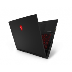 """MSI Gaming GL75 9SE-027XFR notebook DDR4-SDRAM Ordinateur portable 43,9 cm (17.3"""") 1920 x 1080 pixels Intel® Core™ i7 de 9e génération 16 Go 512 Go SSD NVIDIA® GeForce RTX™ 2060 Wi-Fi 5 (802.11ac) Noir"""
