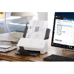 HP Scanjet Pro 2000 s1 Alimentation papier de scanner 600 x 600 DPI A4 Blanc