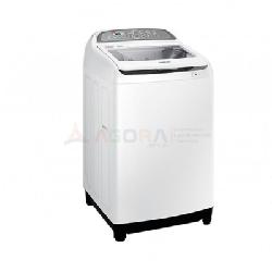 Machine à laver dual wash top Samsung 12Kg - Blanc (WA12J5730SWULO)
