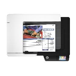 HP Scanjet Pro 4500 fn1 Numériseur à plat et adf 1200 x 1200 DPI A4 Gris