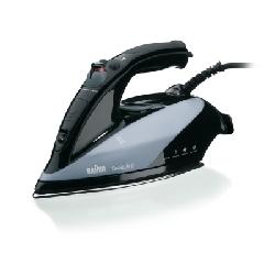 Braun TS545S fer à repasser Fer à repasser à sec ou à vapeur 2000 W Noir