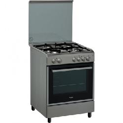 Cuisinière WHIRLPOOL 4 Feux 60cm (ACMK6110/IX/3) - Inox