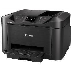 Imprimante Jet d'encre Multifonction 4en1 Canon MaxiFy MB5140 - Couleur - WiFi - Réseau