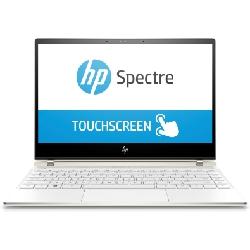 """HP Spectre x360 13-AF000NF LPDDR3-SDRAM Hybride (2-en-1) 33,8 cm (13.3"""") 1920 x 1080 pixels Écran tactile Intel® Core™ i5 de 8e génération 8 Go 256 Go SSD Wi-Fi 5 (802.11ac) Windows 10 Blanc"""