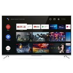 "TCL 55P715 TV 139,7 cm (55"") 4K Ultra HD Smart TV Wifi Argent"