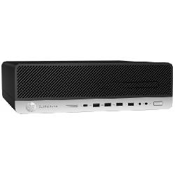 PC de Bureau HP EliteDesk 800 G3 SFF i7 4Go 500Go