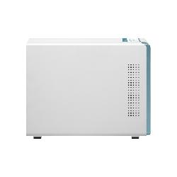 QNAP TS-231K serveur de stockage NAS Tower Ethernet/LAN Blanc Alpine AL-214