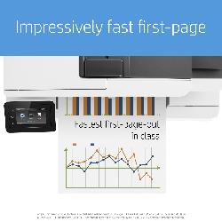 HP Color LaserJet Pro M281fdw Laser A4 600 x 600 DPI 21 ppm Wifi