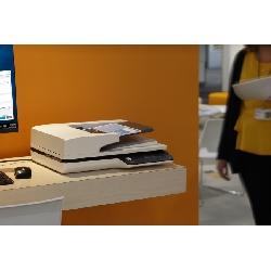 HP Scanjet Pro 3500 f1 Numériseur à plat et adf 1200 x 1200 DPI A4 Gris
