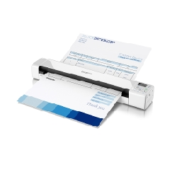 Brother DS-820W scanner Alimentation papier de scanner 600 x 600 DPI A4 Blanc