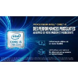 Lenovo V520 DDR4-SDRAM i5-7400 Tower Intel® Core™ i5 de 7e génération 4 Go 1000 Go Disque dur PC Noir